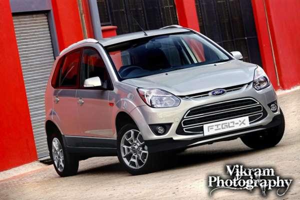 Ford-Figo-VW-Cross-Polo-Rival