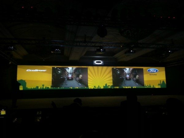 Ford launch stage