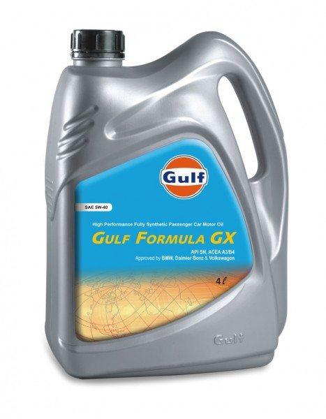 Formula GX