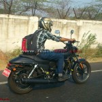 Is this the new Harley Davidson for India?