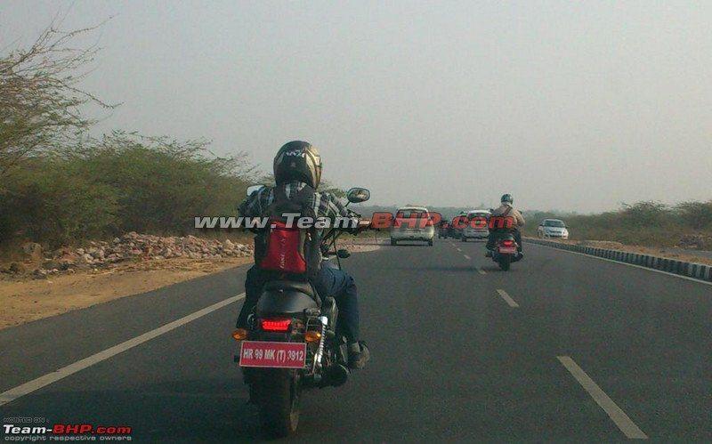 Harley Davidson 500 India-2