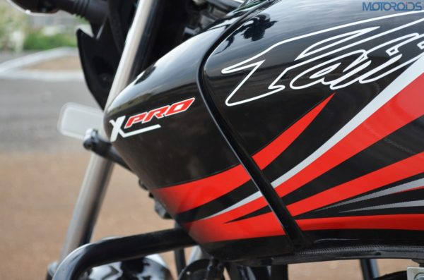 Hero Passion X Pro 110cc Review Pics Price (127)