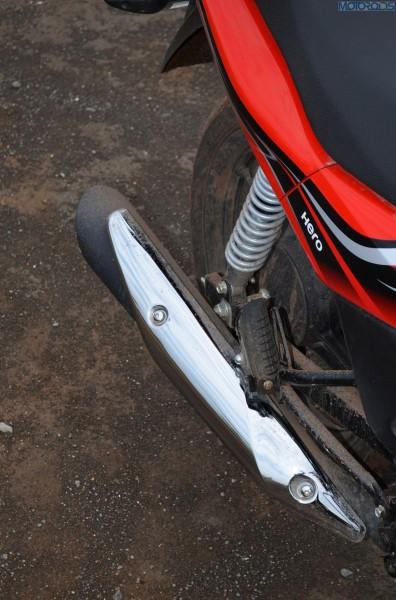 Hero Passion X Pro 110cc Review Pics Price (162)