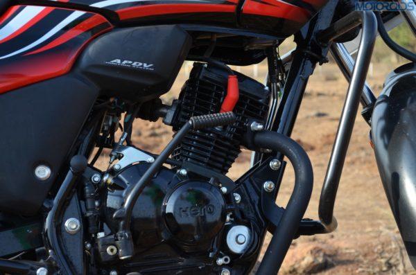 Hero Passion X Pro 110cc Review Pics Price (61)