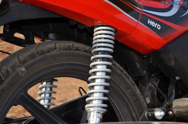 Hero Passion X Pro 110cc Review Pics Price (66)