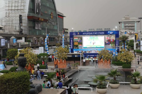 Hyundai ICC Fan Park