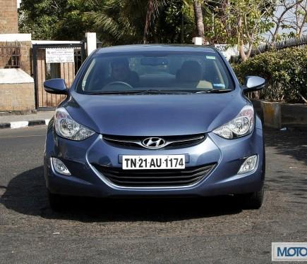 Hyundai Elantra 1 8 petrol quick review Svelte Sophistication