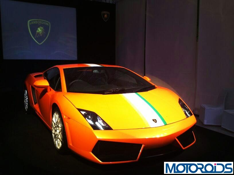 Lamborghini Gallardo LP 550-2 India Limited Edition-2