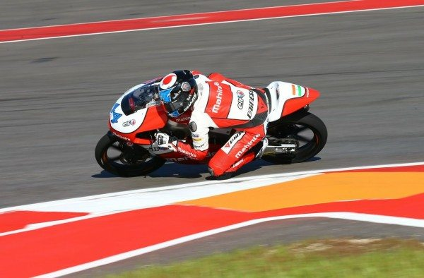 Oliverira, Moto3, Grand Prix of the Americas, 2013