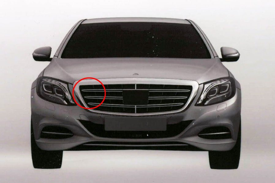 Mercedes S Class Hybrid-2