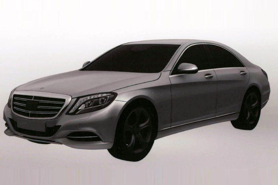 Mercedes S Class Hybrid-3