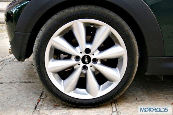 Mini Cooper Convertible India review (12)
