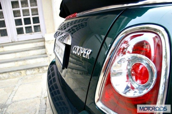 Mini Cooper Convertible India review (22)