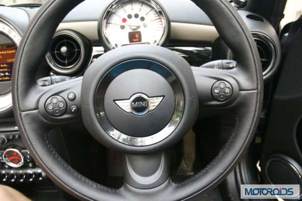 Mini Cooper Convertible India review (45)
