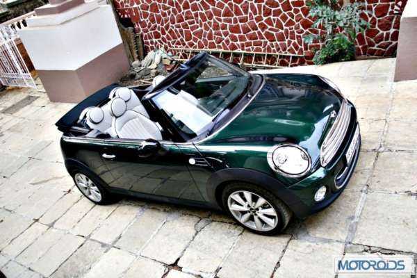 Mini Cooper Convertible India review (46)
