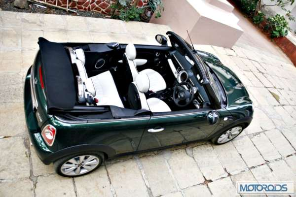 Mini Cooper Convertible India review (49)