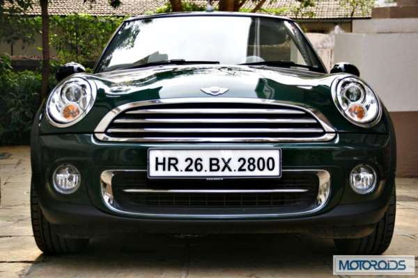 Mini Cooper Convertible India review (51)