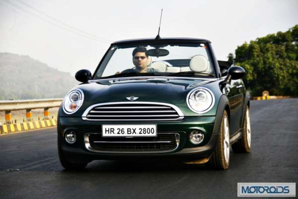 Mini Cooper Convertible India review (56)