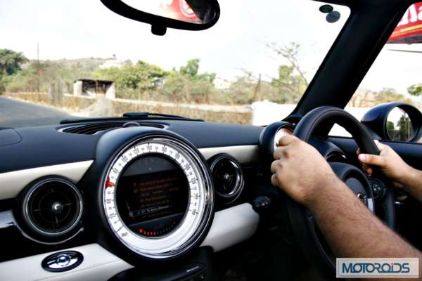 Mini Cooper Convertible India review (57)