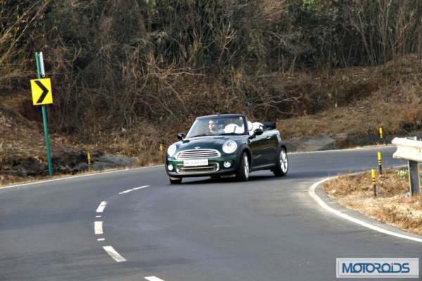 Mini Cooper Convertible India review (58)