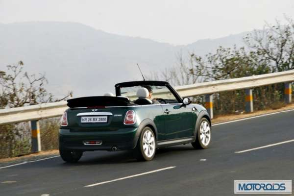 Mini Cooper Convertible India review (61)