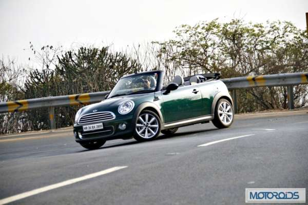 Mini Cooper Convertible India review (62)