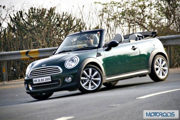 Mini Cooper Convertible India review (64)
