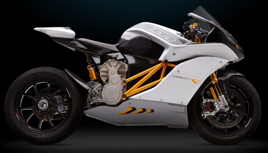 Mission RS Electric Superbike