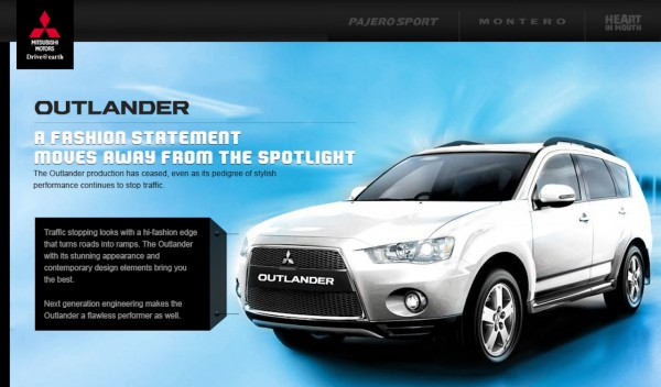 Mitsubishi-Outlander-India