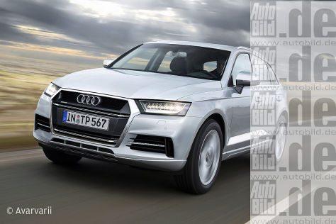 New 2016 Audi QA5