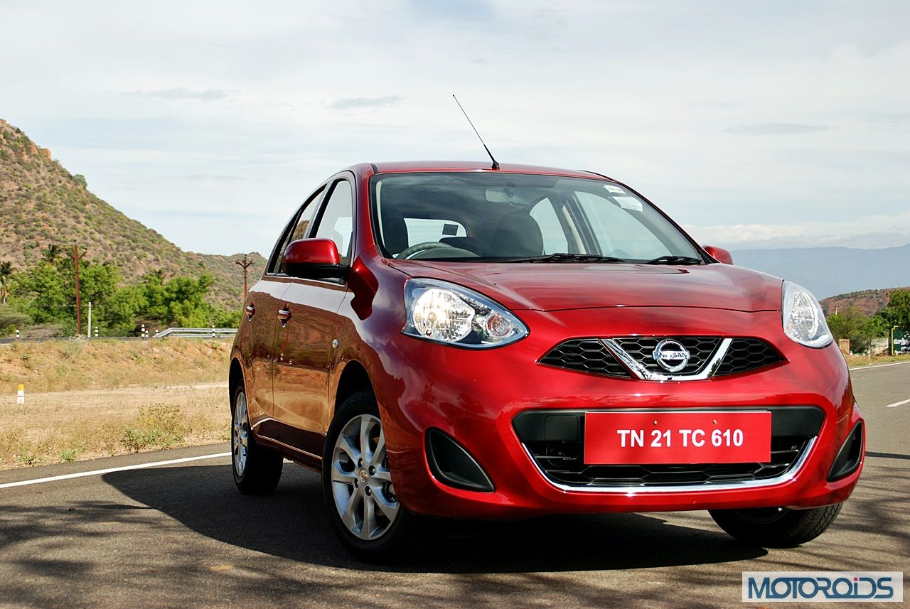 2013 nissan micra facelift features autos post. Black Bedroom Furniture Sets. Home Design Ideas