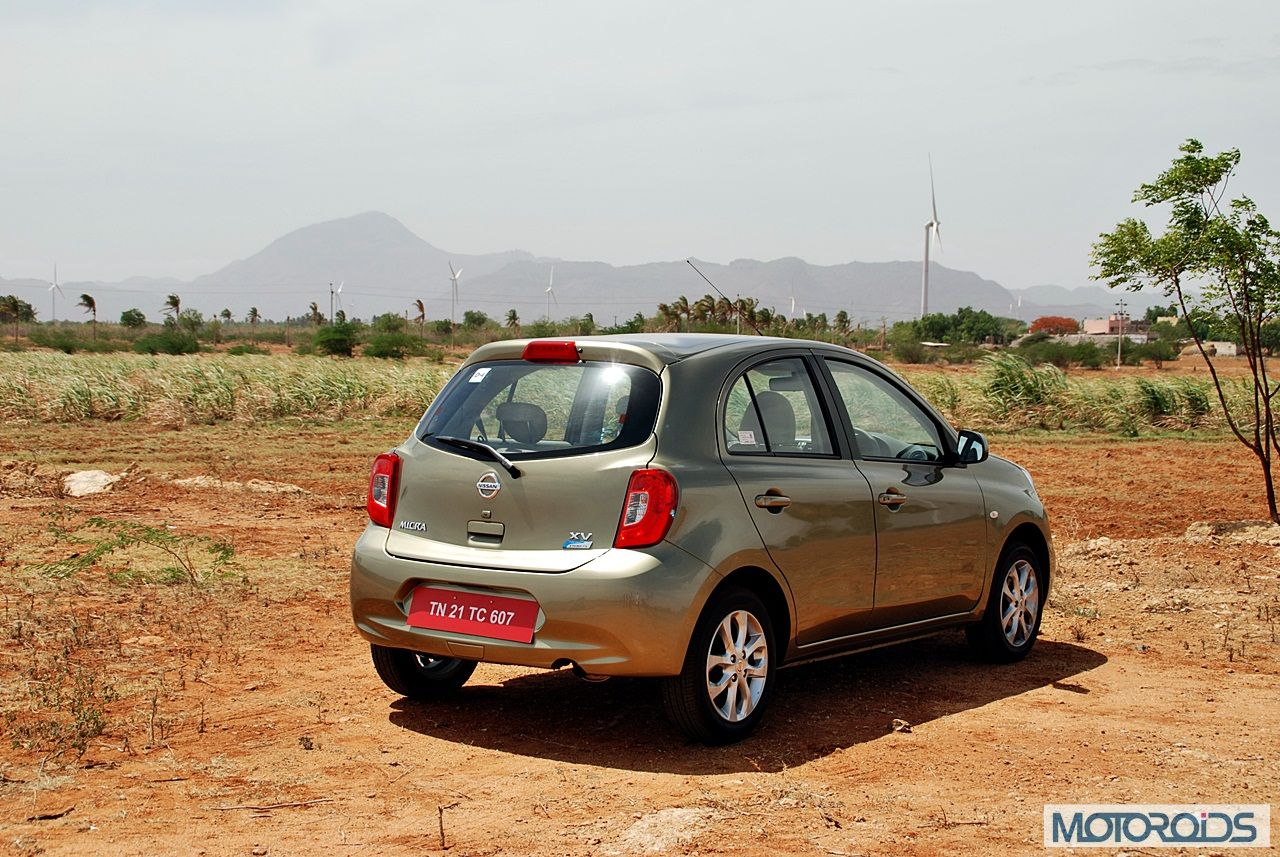 2013 Nissan Micra Facelift Features.html | Autos Post