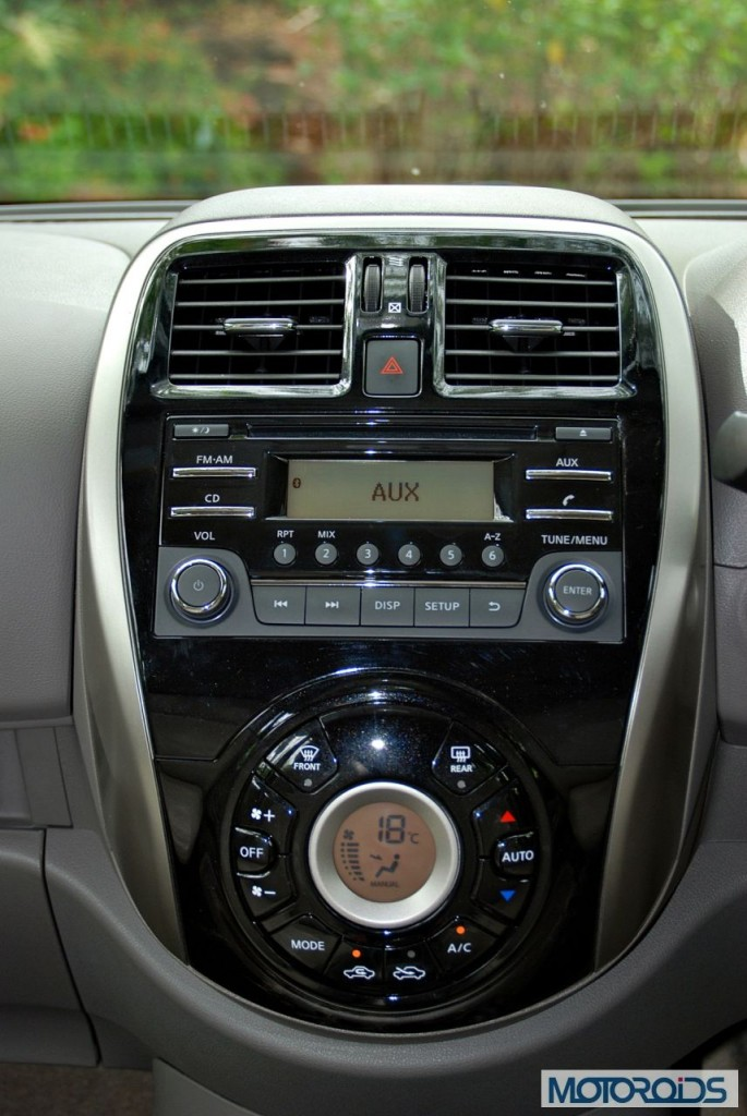 New Nissan Micra 2013 facelift India review (165)