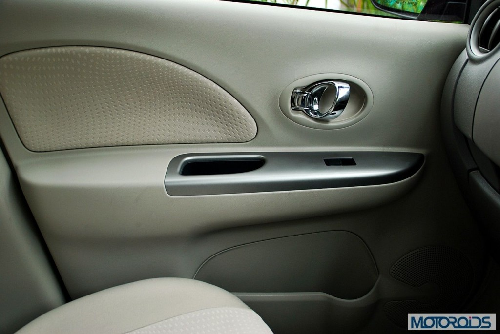 New Nissan Micra 2013 facelift India review (178)