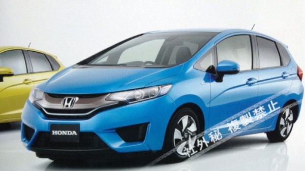 New next generation 2014 Honda Jazz (2)