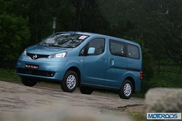 Nissan Evalia revamp (1)