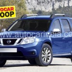 Nissan Terrano, rebadged Duster, could come in late 2013