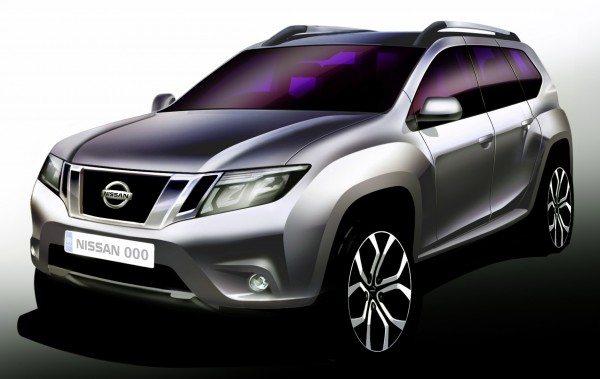 Nissan Terrano pics