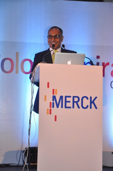 Siddhartha Sengupta, Regional Sales Director Asia (Decoratives) at the launch of Meoxal (1)
