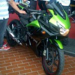 Much awaited TVS Apache 250cc variant. Is this it?