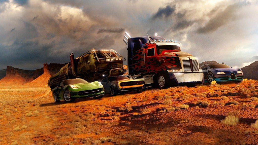Transformers 4 lineup