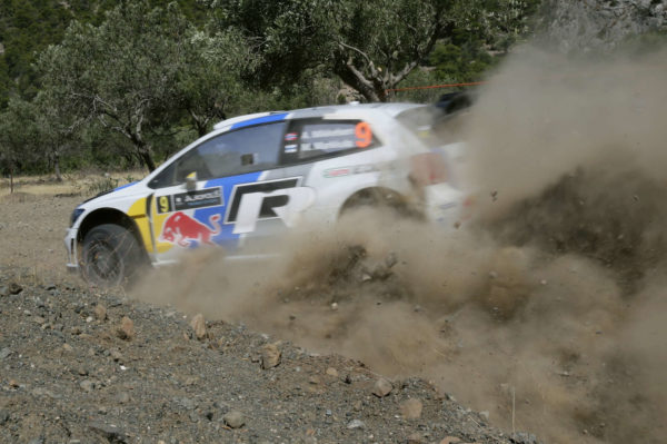 Rally Greece (Acropolis) 2013