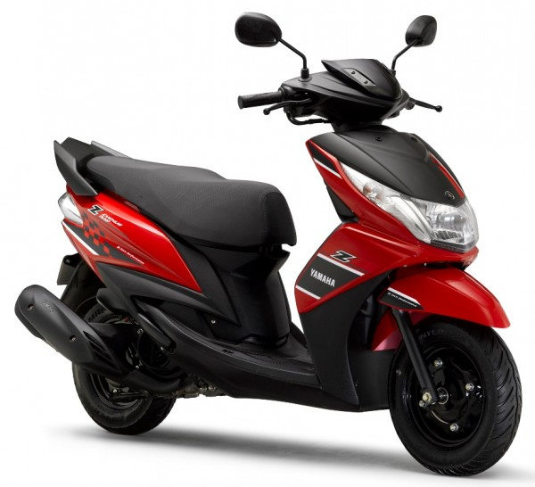Check out the new Yamaha Ray Z TVC