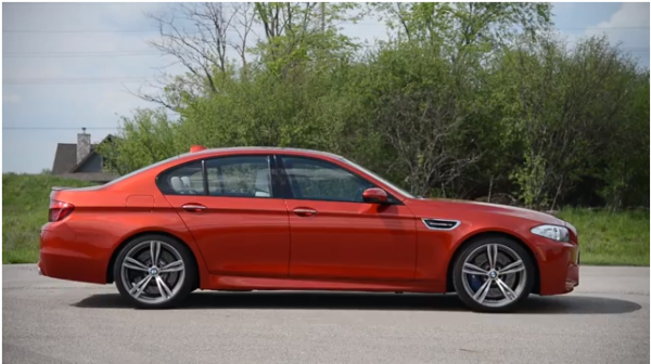 bmw m5 manual review