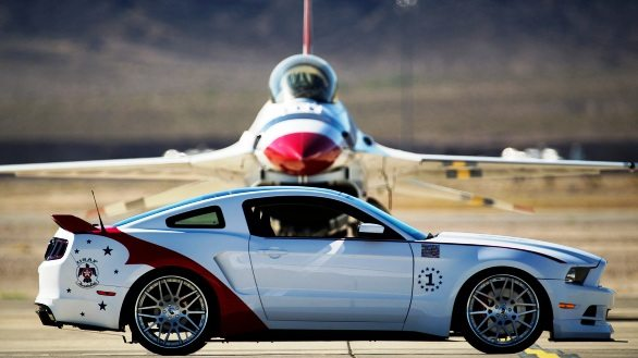2014 Ford Mustang GT USAF Thunderbirds