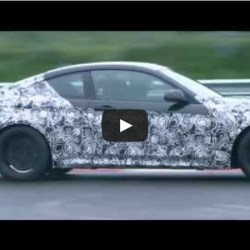 2015 BMW M4 spotted testing on Nurburgring