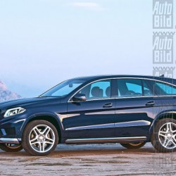Mercedes GL Coupe could come in 2016
