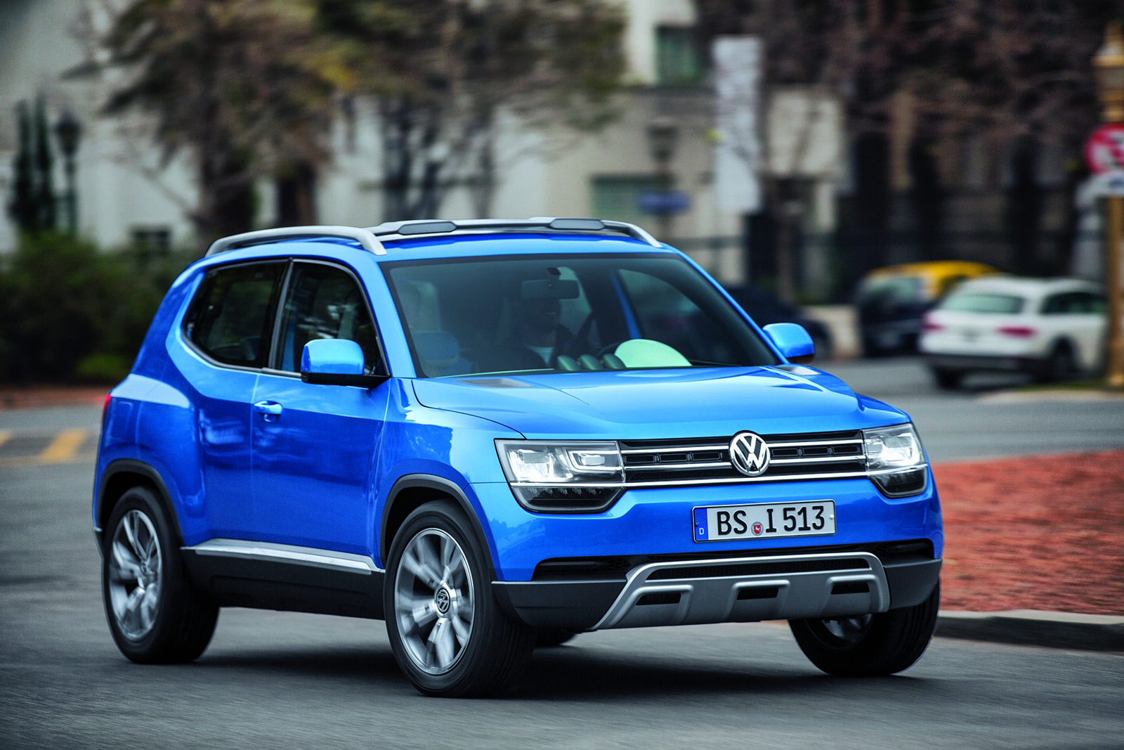 VW Taigun Small SUV could be launched in 2016 | Motoroids