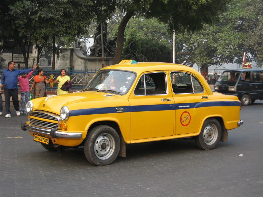 Ambassador voted best taxi