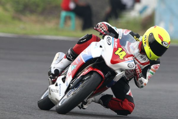 Arunagiri Prahbu in action at Indonesia